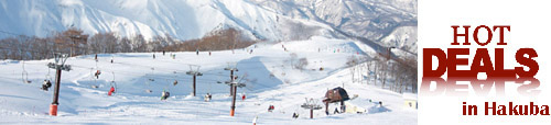Self contained and ski accommodation in Hakuba, Japan